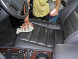 Car Interior Polishing  Service