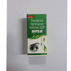 Travoprost Eye Drops