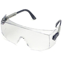 Deluxe Clear Safety Goggle