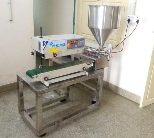 IPK Automatic Batter Packing Machine, IPK 302