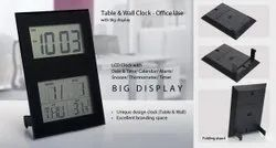 Wall and Desk Digital Clock