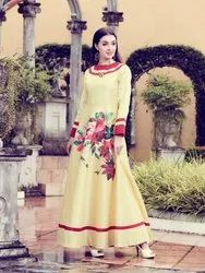 Pr Fashion Launched Beautiful Designer Long Length Kurti