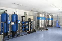 Packged Drinking Water Plant