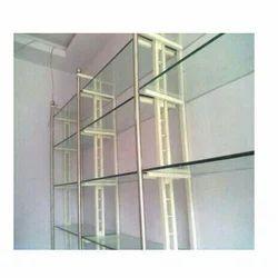 Garments Glass Racks