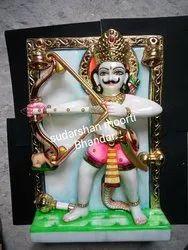 Jain Ghantakarn Marble Statue
