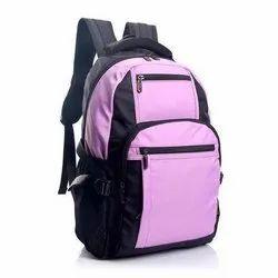 Plain Polyester Designer School Bag, Capacity: 10- 12 Kg