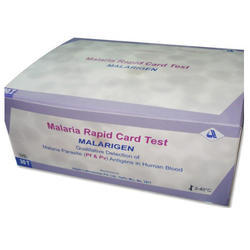 Malaria Antigen Card Test