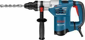 Bosch Rotary Hammer GBH 4-32 DFR, 0-5 J, Warranty: 1 year