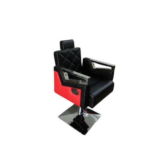 Red And Black Salon Chair, For Salon