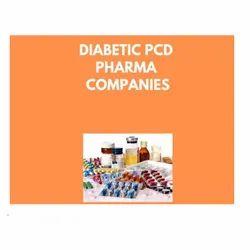 Diabetic PCD Pharma Companies