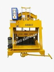 HYDRAULIC  SOLID BLOCK MAKING MACHINE