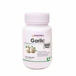 Garlic 500mg Capsules