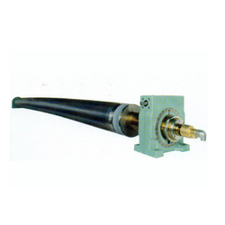 Rubber Bowed Roller