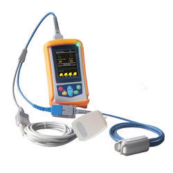 Handheld Pulse Oximeter with EtCO2 (Optional)