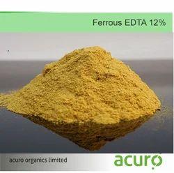 Ferrous EDTA 12%