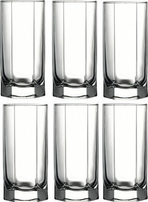 Transparent Or Coloured Drinking Glass, Size: Various Sizes
