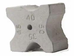 Solid Concrete Cover Blocks