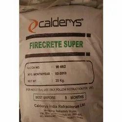 Calderys Fire Crete Super