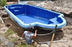 FRP Swimming Pool Installer