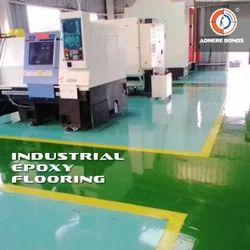 Adhere Industrial Epoxy Flooring Service