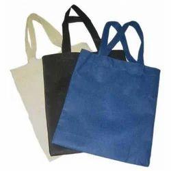 Multicolor Plain Non Woven Carry Bag