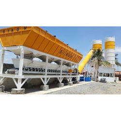 Ready Mix Concrete Plant 60 M3 Plant
