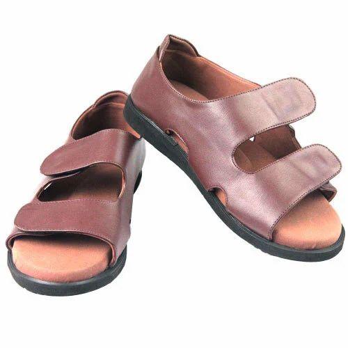 6d128648281 Men Diabetic Sandals