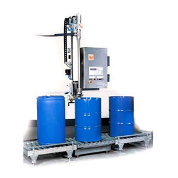 Conveyor Drum Filling Machine