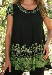 Cotton Batik Printed Fashion Clothing, Use: Garments, GSM: 100-150
