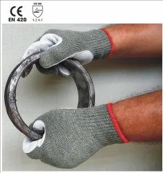 Confort Grip Para-Aramid Seamless Knitted Gloves