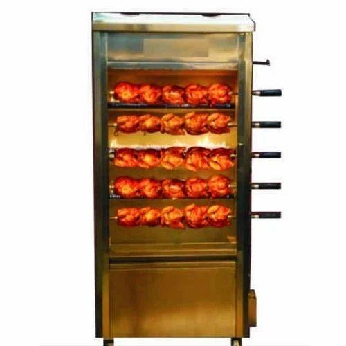 Chicken Grill Machine Shawaya Machine Sri Mahalakshmi Industries