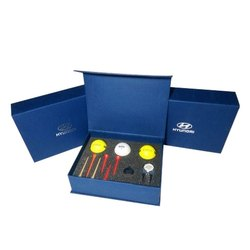 Blue Corporate Gift Packaging Box