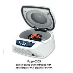 iFuge CS03 Clinical Swing Out Centrifuge With Microprocessor & Brushless Motor - Neuation