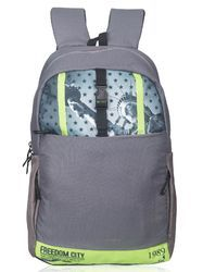 Grey Green Liberty Laptop Backpack
