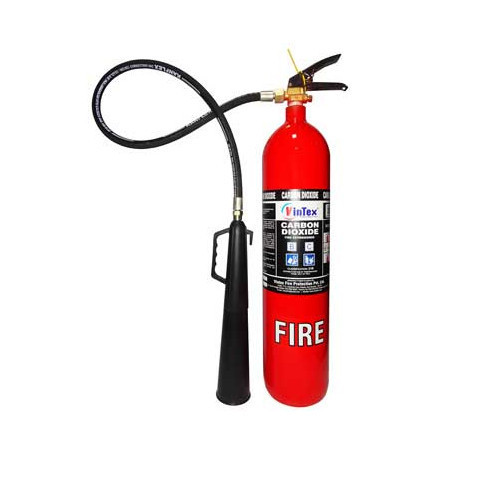 Co2 Types Fire Extinguisher