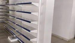 6 Shelves Supermarket Racks