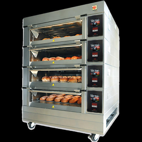Stainless Steel Oven Bakery Oven Manufacturer From Mohali