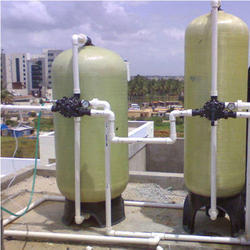 Vertical Residential Softener Plant