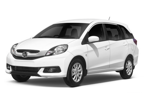 Honda Mobilio At Rs 713500 Piece Honda क र Tridentauto Honda