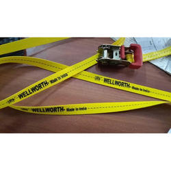 Printed Ratchet Lashing Belt