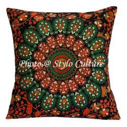Mandala Floral Cushion Covers
