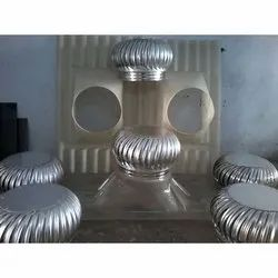 Turbo Air Ventilator With Dome