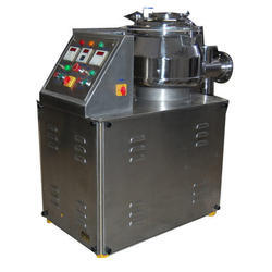 Mini Rapid Mixer Granulator