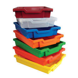 Plastic Storage Tray