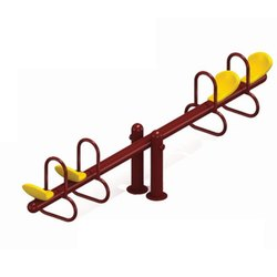4 Seating Bearing Seesaw
