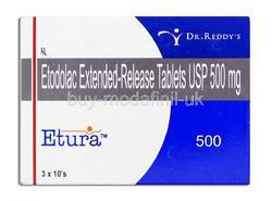 Etodolac Extended-Release Tablets