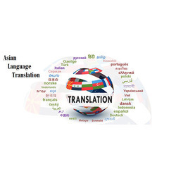 Asian Language Translation