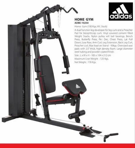 referir barajar índice  Single Station Adidas Home Gym, Rs 75000 /piece Rambo Fitness Equipment |  ID: 20980405362