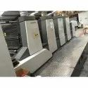 Komori Lithrone 426 Offset Printing Machine