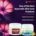 Skin Care Cosmetics - Herbal Cream & Lotion